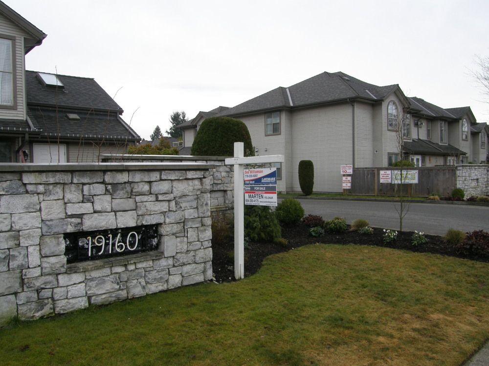"Main Photo: 6 19160 119TH AVENUE in ""WINDSOR OAKS"": Home for sale : MLS®# V1042277"