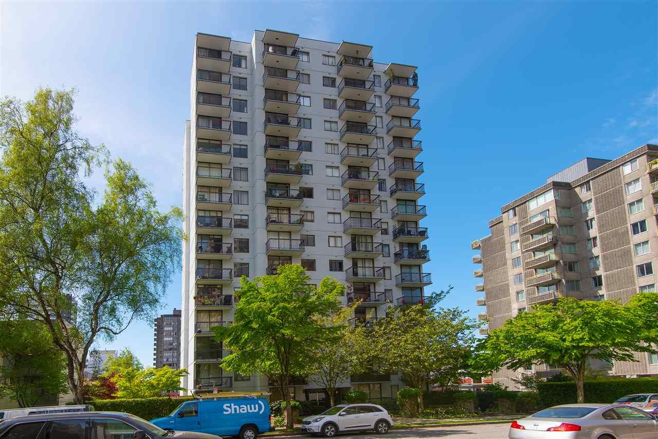 Main Photo: 1504 1146 HARWOOD STREET in : West End VW Condo for sale : MLS®# R2366665