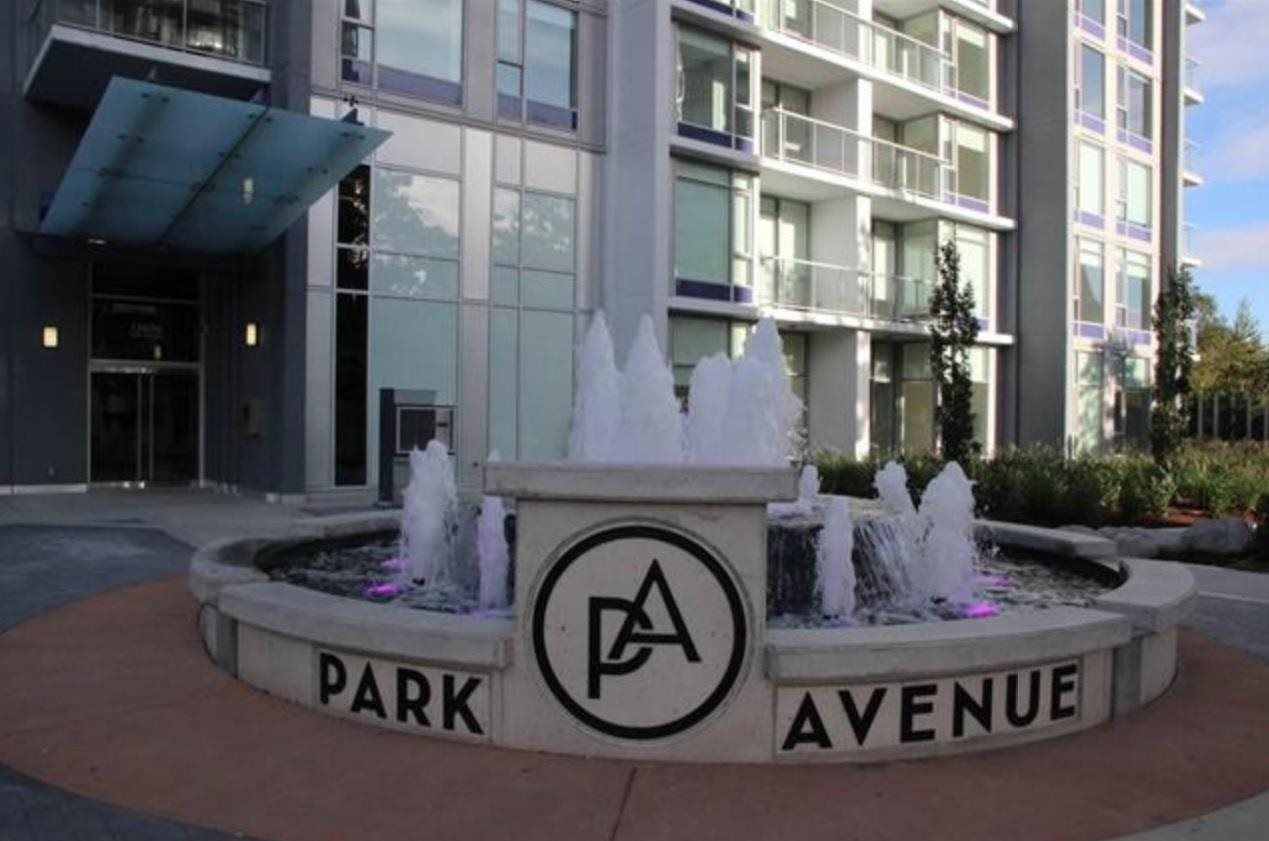 "Main Photo: 1811 13696 100 Avenue in Surrey: Whalley Condo for sale in ""Park Ave West"" (North Surrey)  : MLS®# R2576010"