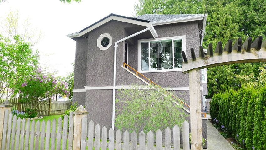 Main Photo: 843 EAST 45TH AVENUE in Vancouver: Home for sale