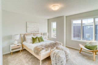 Photo 18: #42 6004 Rosenthal Way in Edmonton: Zone 58 Townhouse for sale : MLS®# E4229434