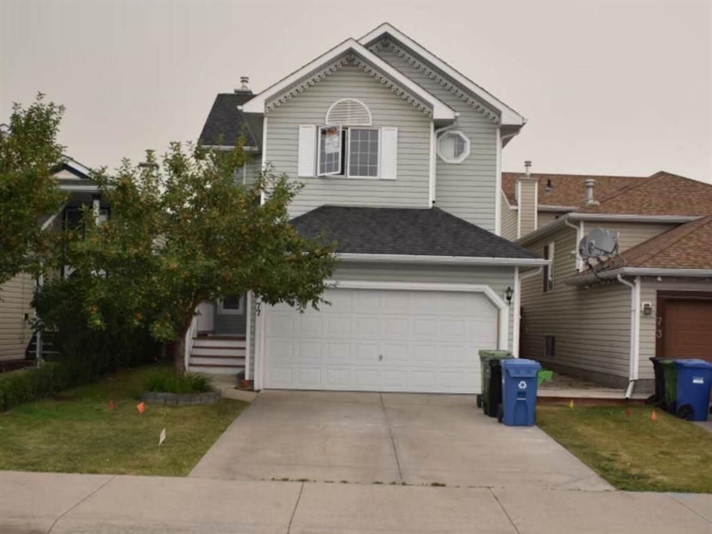 Main Photo: 77 Bridleridge Way SW in Calgary: Bridlewood Detached for sale : MLS®# A1140858
