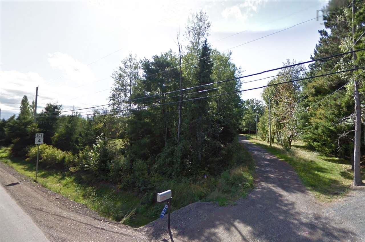 Main Photo: 3770 Granton Abercrombie Road in Alma: 108-Rural Pictou County Vacant Land for sale (Northern Region)  : MLS®# 202125066