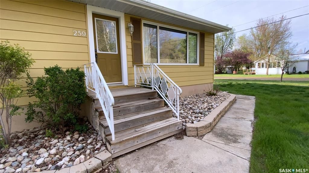 Main Photo: 259 Grey Street in Elbow: Residential for sale : MLS®# SK856067