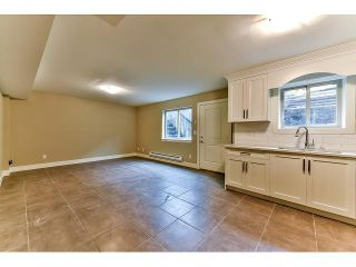 Photo 17: 20942 81ST Avenue in Langley: Willoughby Heights House for sale : MLS®# F1438447