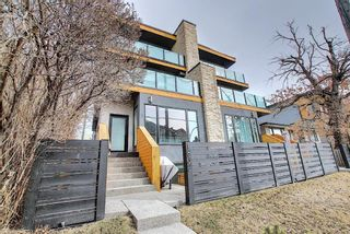 Photo 1: 1 1832 34 Avenue SW in Calgary: South Calgary Row/Townhouse for sale : MLS®# A1081546