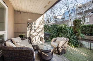 """Photo 18: 106 2161 W 12TH Avenue in Vancouver: Kitsilano Condo for sale in """"The Carlings"""" (Vancouver West)  : MLS®# R2427878"""