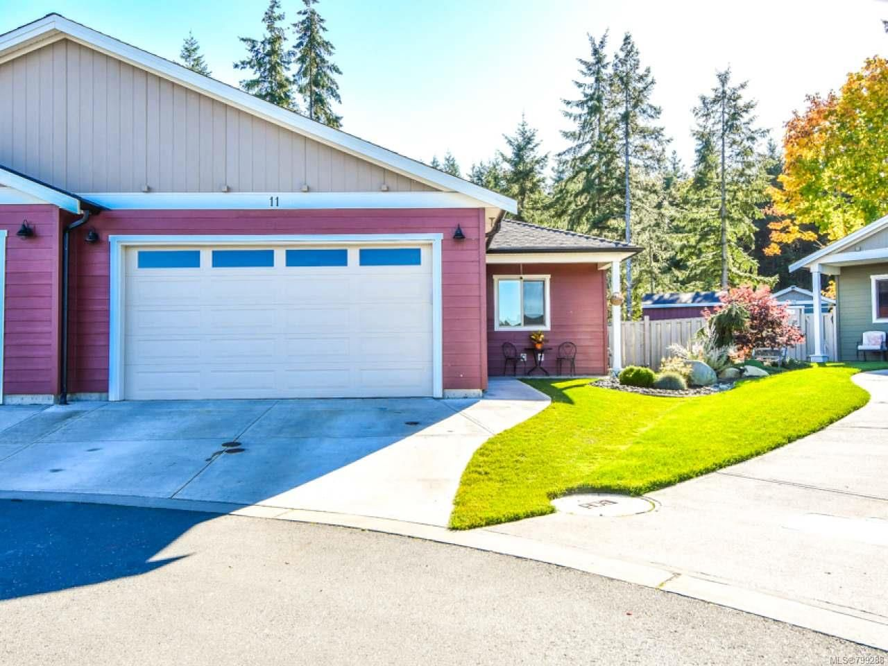 Photo 36: Photos: 11 301 Arizona Dr in CAMPBELL RIVER: CR Willow Point Half Duplex for sale (Campbell River)  : MLS®# 799288
