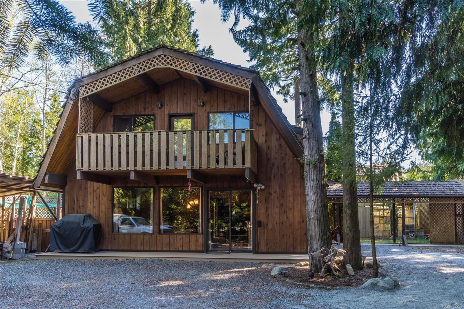 Main Photo: 2261 Ashlee Rd in : Na South Jingle Pot House for sale (Nanaimo)  : MLS®# 873253