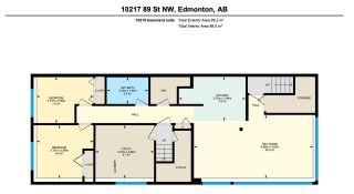 Photo 45: 10217 89 Street in Edmonton: Zone 13 House Duplex for sale : MLS®# E4222725