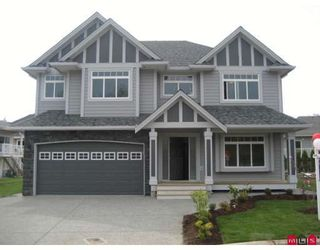 """Photo 1: 2720 CARRIAGE Court in Abbotsford: Aberdeen House for sale in """"Castlemore Estates"""" : MLS®# F2810899"""