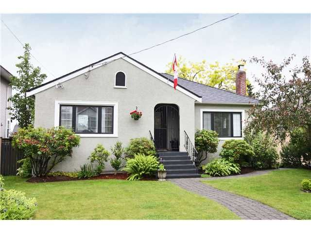 Main Photo: 1528 LONDON Street in New Westminster: West End NW House for sale : MLS®# V837064