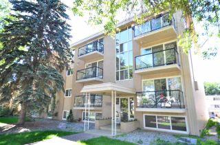 Photo 1: 102 10633 81 Avenue in Edmonton: Zone 15 Condo for sale : MLS®# E4233102