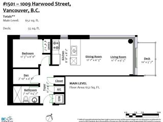 Photo 29: 1501 1009 HARWOOD Street in Vancouver: West End VW Condo for sale (Vancouver West)  : MLS®# R2561317