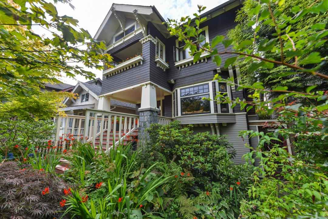 Main Photo: 3642 W 2ND AVENUE in : Kitsilano House for sale (Vancouver West)  : MLS®# R2094328