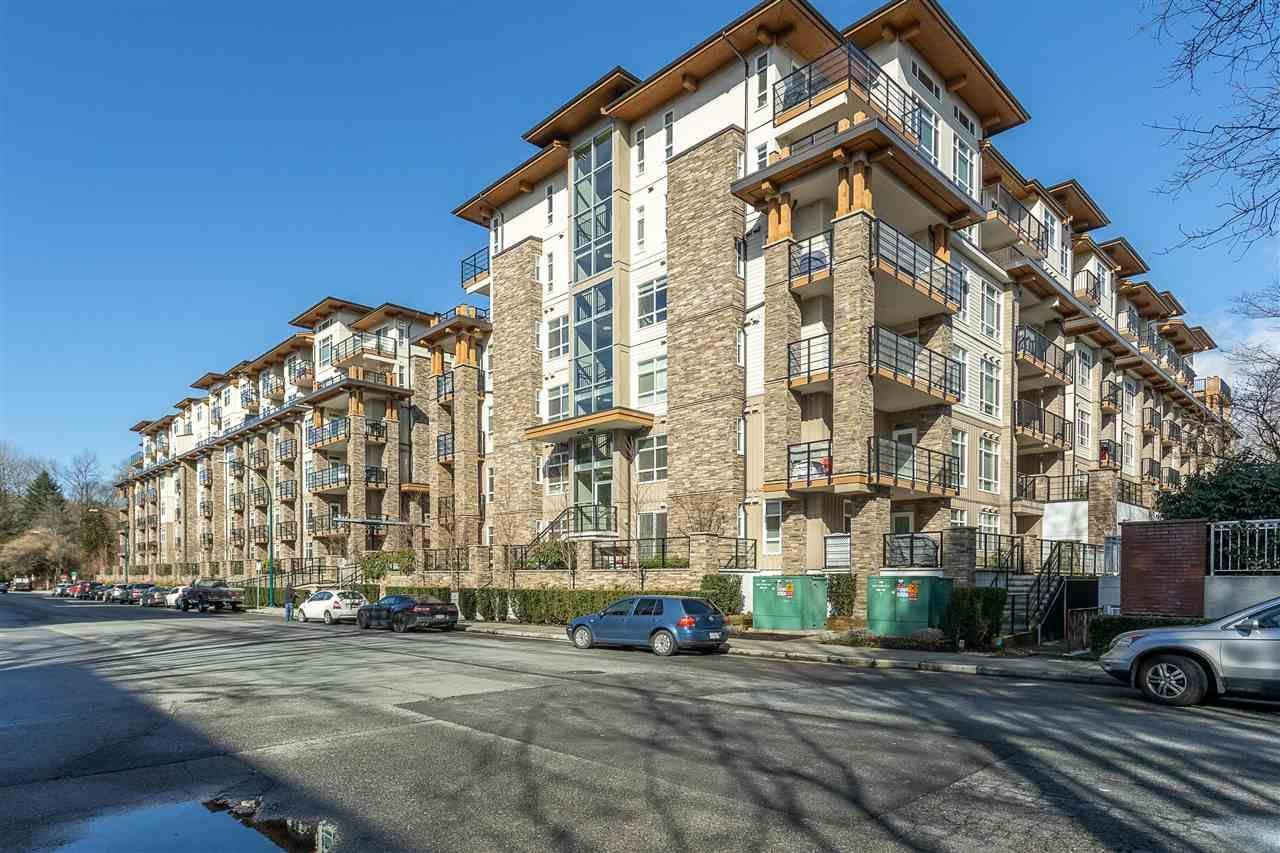 Main Photo: 313 2465 WILSON AVENUE in Port Coquitlam: Central Pt Coquitlam Condo for sale : MLS®# R2444384