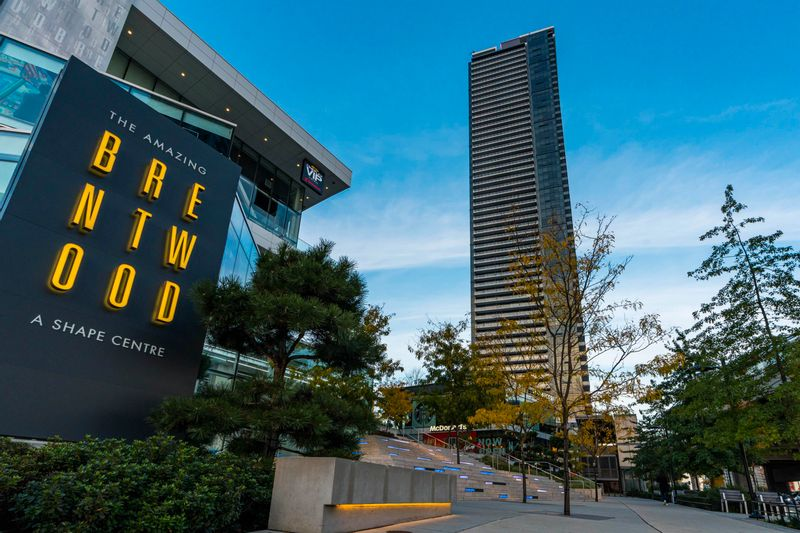 FEATURED LISTING: 807 - 1955 ALPHA Way Burnaby