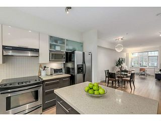 """Photo 8: 3732 WELWYN Street in Vancouver: Victoria VE Townhouse for sale in """"Stories"""" (Vancouver East)  : MLS®# V1095770"""