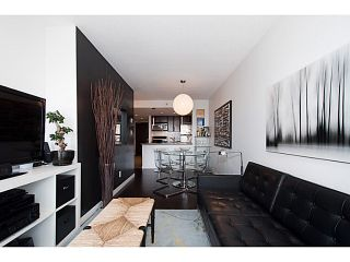 """Photo 1: 1503 58 KEEFER Place in Vancouver: Downtown VW Condo for sale in """"Firenze 1"""" (Vancouver West)  : MLS®# V1071192"""