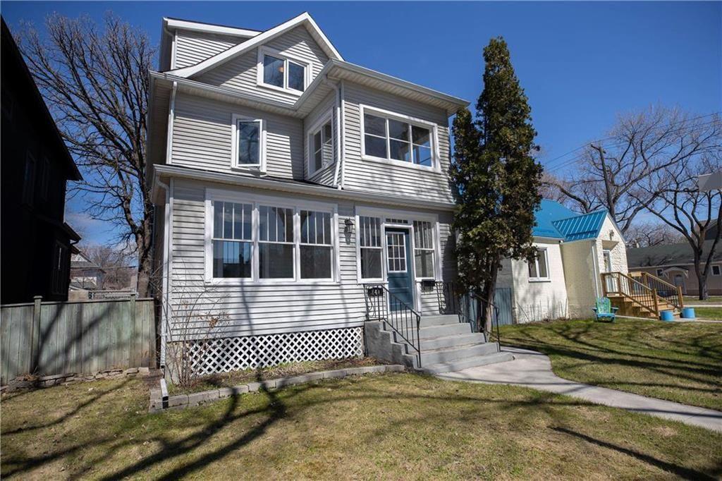Main Photo: 549 Jubilee Avenue in Winnipeg: Fort Rouge Residential for sale (1A)  : MLS®# 202009222