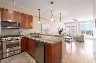 """Photo 2: 408 4111 BAYVIEW Street in Richmond: Steveston South Condo for sale in """"THE VILLAGE"""" : MLS®# R2455137"""