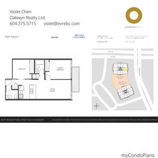 Photo 17: 808 13688 100 Avenue in Surrey: Whalley Condo for sale (North Surrey)  : MLS®# R2506319