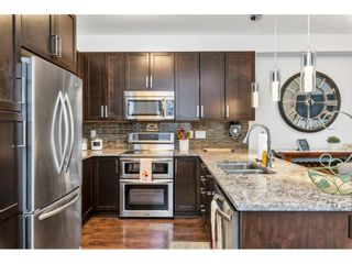"Photo 3: 201 6480 194 Street in Surrey: Clayton Condo for sale in ""Waterstone - Esplande"" (Cloverdale)  : MLS®# R2509715"
