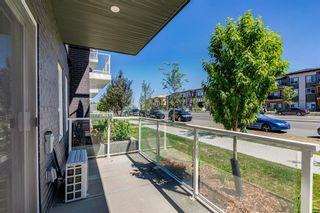 Photo 24: 122 4350 Seton Drive SE in Calgary: Seton Apartment for sale : MLS®# A1128044