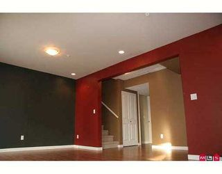 """Photo 8: 20350 68TH Ave in Langley: Willoughby Heights Townhouse for sale in """"SUNRIDGE"""" : MLS®# F2622048"""