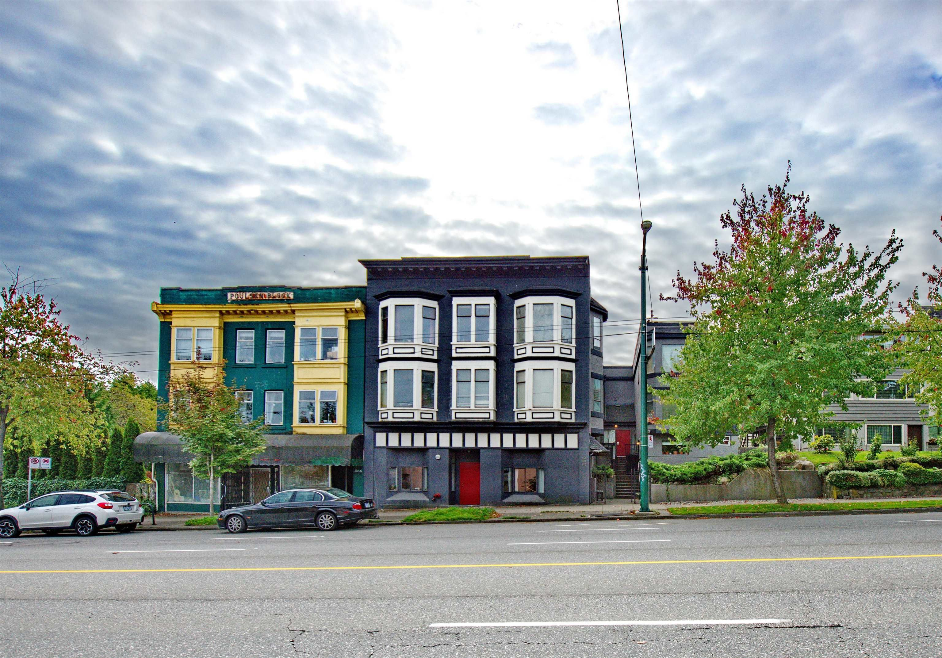 Main Photo: 10 856 E BROADWAY in Vancouver: Mount Pleasant VE Condo for sale (Vancouver East)  : MLS®# R2624987