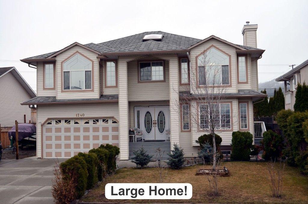 Main Photo: 1740 Bann Street: Merritt House for sale : MLS®# 127572