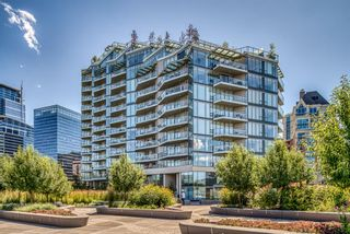 Photo 1: 1307 738 1 Avenue SW in Calgary: Eau Claire Apartment for sale : MLS®# A1015644