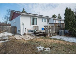 Photo 15: 256 Cullen Drive in Winnipeg: Westdale Residential for sale (1H)  : MLS®# 1707058