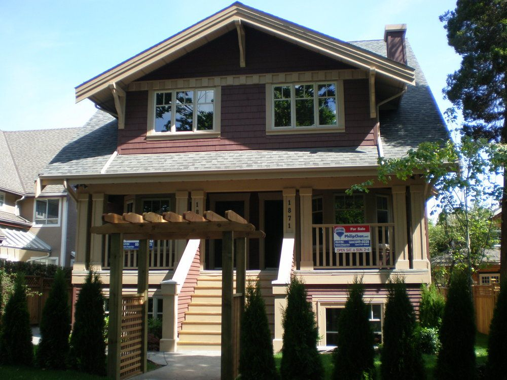 Main Photo: 1881 13TH Ave in Vancouver West: Kitsilano Home for sale ()  : MLS®# V767496