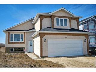 Photo 1: 46 Gaboury Place in LORETTE: Dufresne / Landmark / Lorette / Ste. Genevieve Residential for sale (Winnipeg area)  : MLS®# 1503527