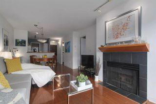 Photo 1: 204 2575 W 4TH Avenue in Vancouver: Kitsilano Condo for sale (Vancouver West)  : MLS®# R2445397
