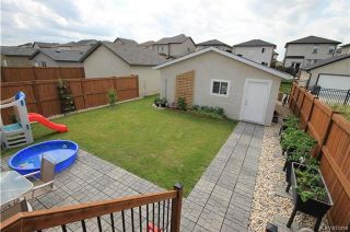 Photo 16: 95 Bellflower Road in Winnipeg: Bridgwater Lakes Residential for sale (1R)  : MLS®# 1717830