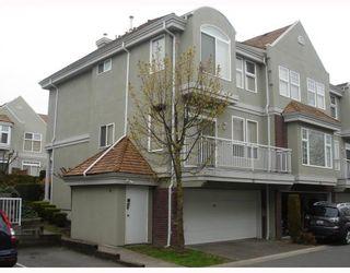 "Photo 1: 21 5840 DOVER Crescent in Richmond: Riverdale RI Townhouse for sale in ""Winland Gardens"" : MLS®# V762262"