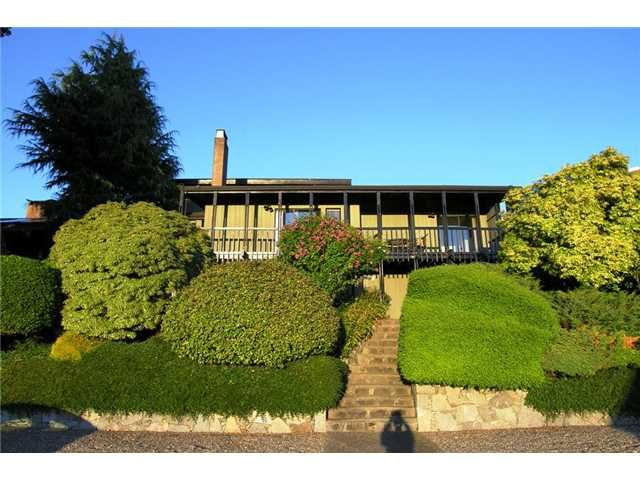 Main Photo: 5486 MEADEDALE Drive in Burnaby: Parkcrest House for sale (Burnaby North)  : MLS®# V907758
