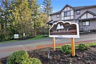 """Photo 30: 15 5756 PROMONTORY Road in Chilliwack: Promontory Townhouse for sale in """"THE RIDGE"""" (Sardis)  : MLS®# R2530564"""