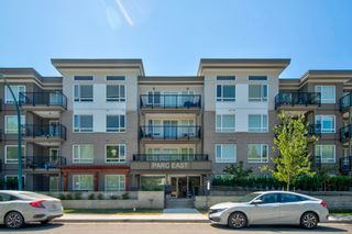"""Photo 22: 313 2382 ATKINS Avenue in Port Coquitlam: Central Pt Coquitlam Condo for sale in """"Parc East"""" : MLS®# R2604837"""