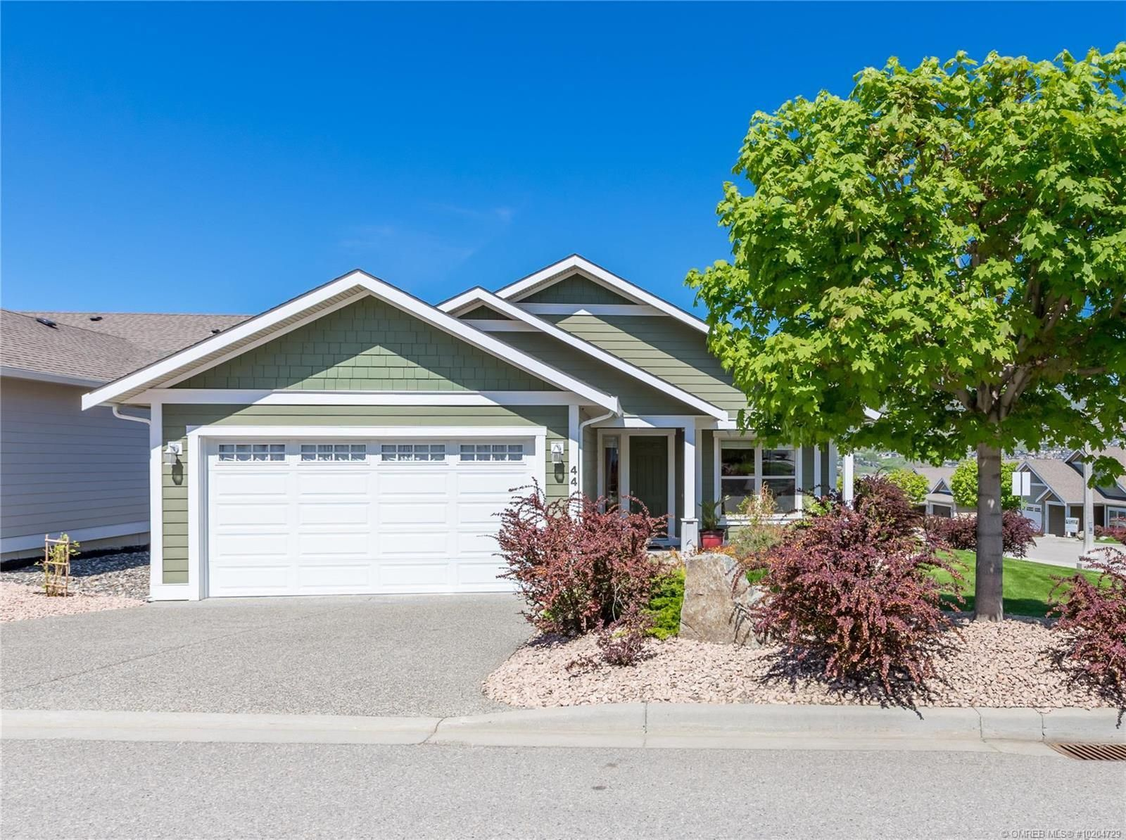 Main Photo: #44 7760 Okanagan Landing Road, in Vernon: House for sale : MLS®# 10204729