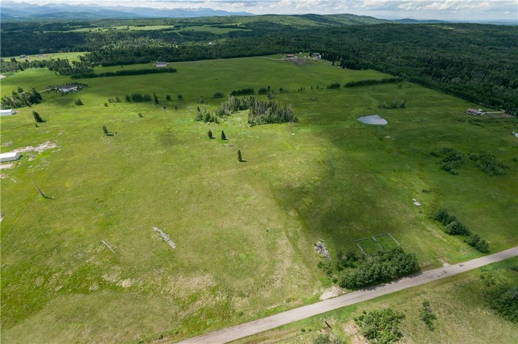 Main Photo: 256 Street W Near Priddis: Rural Foothills County Land for sale : MLS®# A1057790