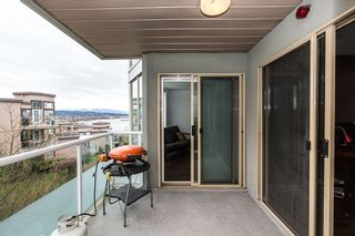 """Photo 15: 411 68 RICHMOND Street in New Westminster: Fraserview NW Condo for sale in """"GATEHOUSE"""" : MLS®# R2150435"""