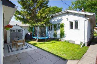 Photo 19: 825 Sherburn Street in Winnipeg: West End Residential for sale (5C)  : MLS®# 1714492