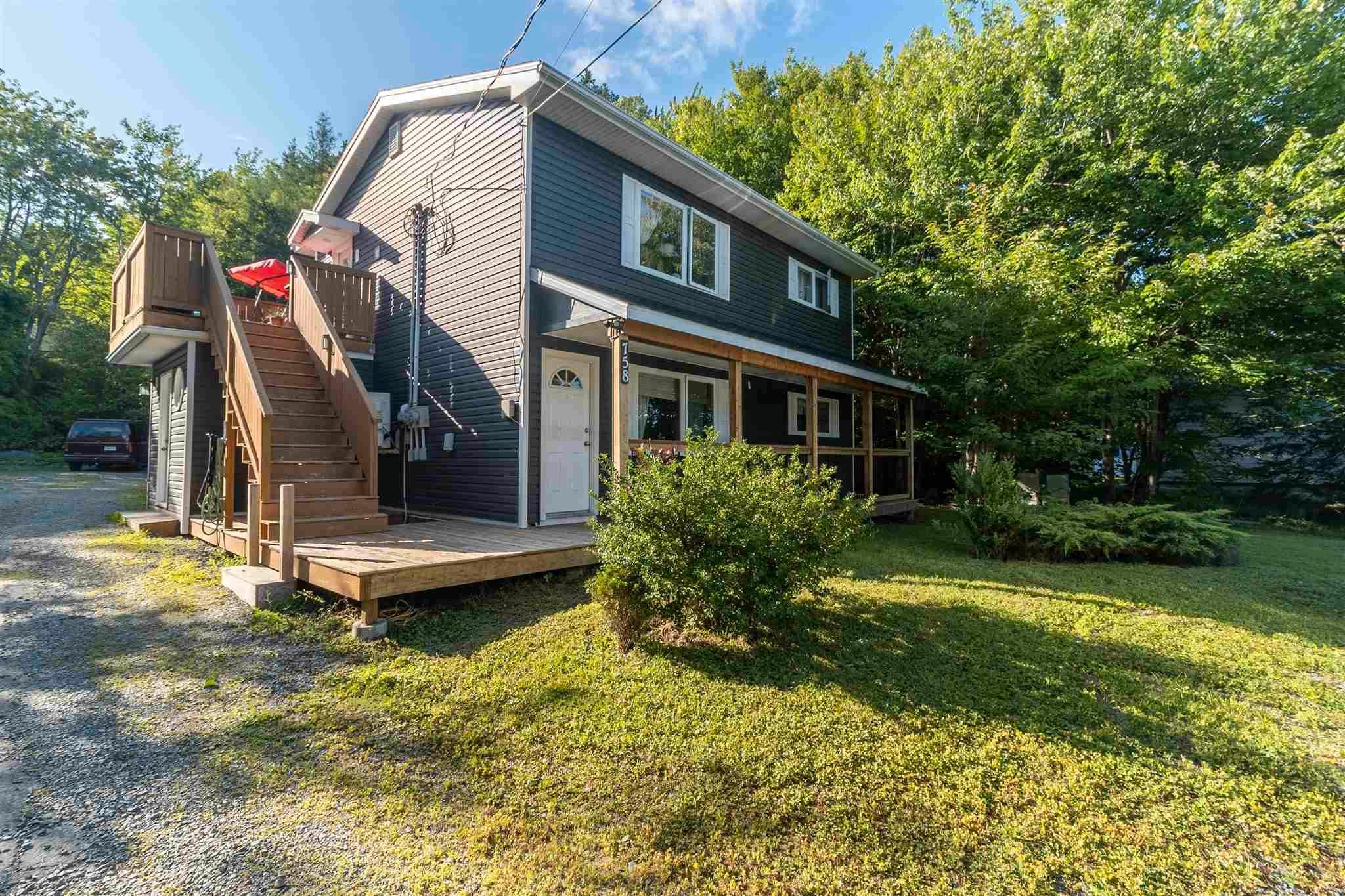 Main Photo: 758 Beaver Bank Road in Beaver Bank: 26-Beaverbank, Upper Sackville Residential for sale (Halifax-Dartmouth)  : MLS®# 202118329