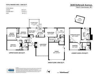 Photo 3: 3630 DELBROOK Avenue in North Vancouver: Delbrook House for sale : MLS®# R2135003