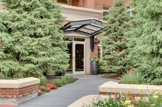 Photo 42: 401 680 PRINCETON Way SW in Calgary: Eau Claire Apartment for sale : MLS®# C4301312