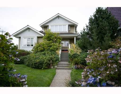 Main Photo: 1793 W 61ST AV in Vancouver: South Granville House for sale (Vancouver West)  : MLS®# V783753