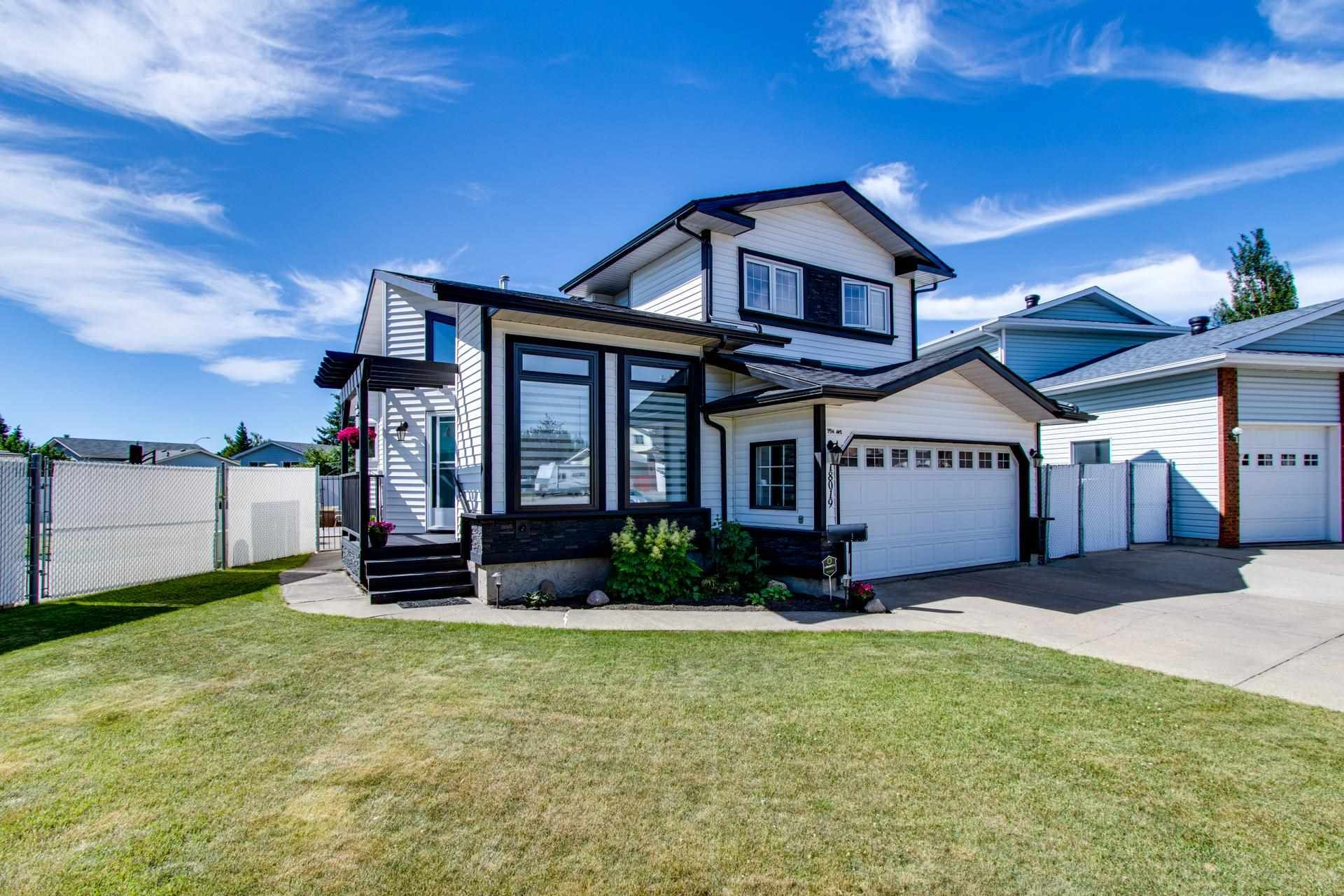 Main Photo: 18019 99A Avenue in Edmonton: Zone 20 House for sale : MLS®# E4265153